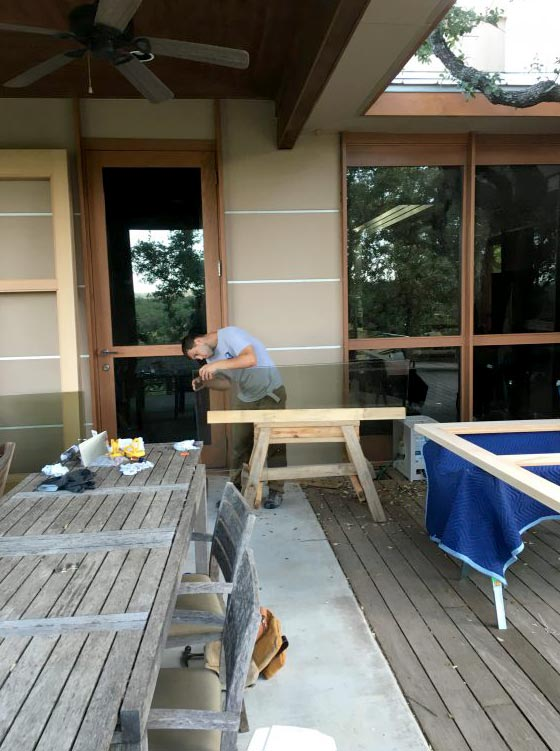 Spicewood TX East Austin Carpenters Project 01