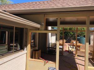 Alice's Porch 03 East Austin Carpenters Project