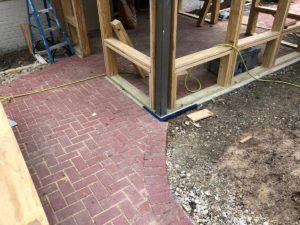 Alice's Porch 04 East Austin Carpenters Project