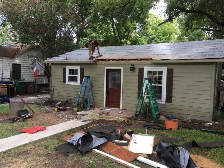 Casita Remodel Project East Austin Carpenters 03