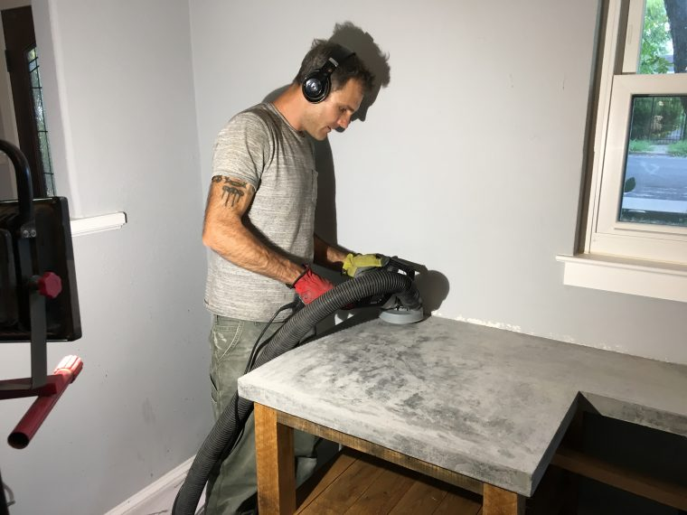 Casita Remodel Project East Austin Carpenters 13