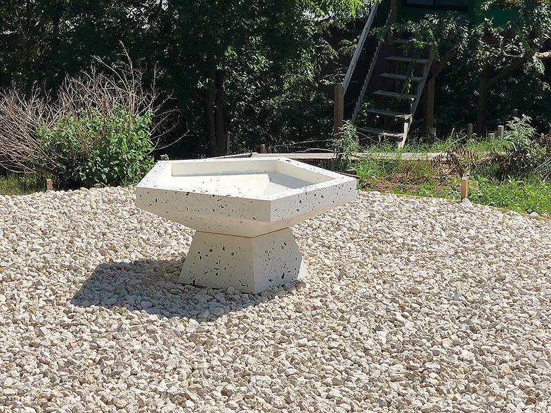 Concrete Fire Pit 07 East Austin Project