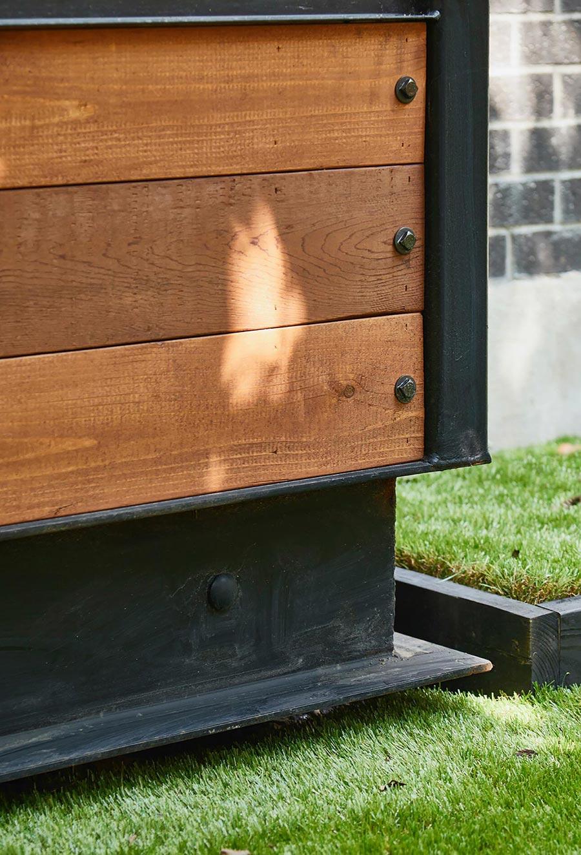 Dana's porch05 east austin carpenters project