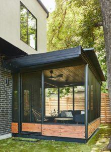 Dana's porch06 east austin carpenters project