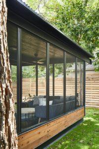 Dana's porch09 east austin carpenters project