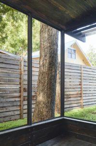 Dana's porch10 east austin carpenters project