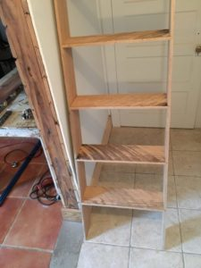 LINDSAY NAKASHIMA'S LOFT East Austin Carpenters Project 02