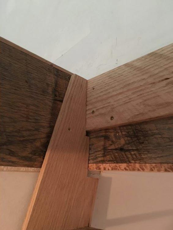 LINDSAY NAKASHIMA'S LOFT East Austin Carpenters Project 05