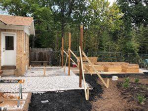 Mandi's Deck 01 East Austin Carpenters Project