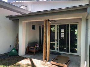 Ralph's Deck 09 East Austin Carpenters Project