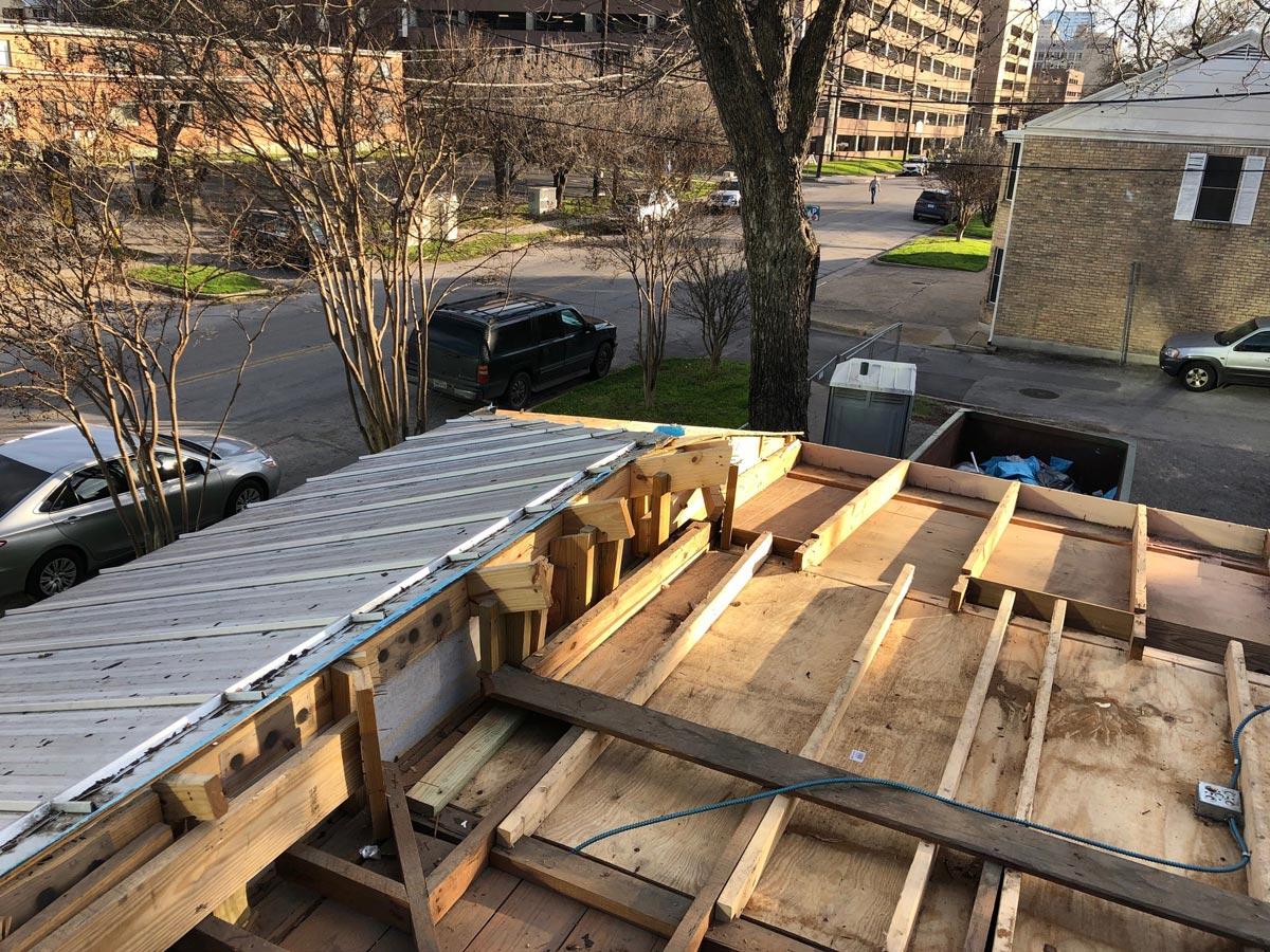 San antonio st 05 east austin carpenters project