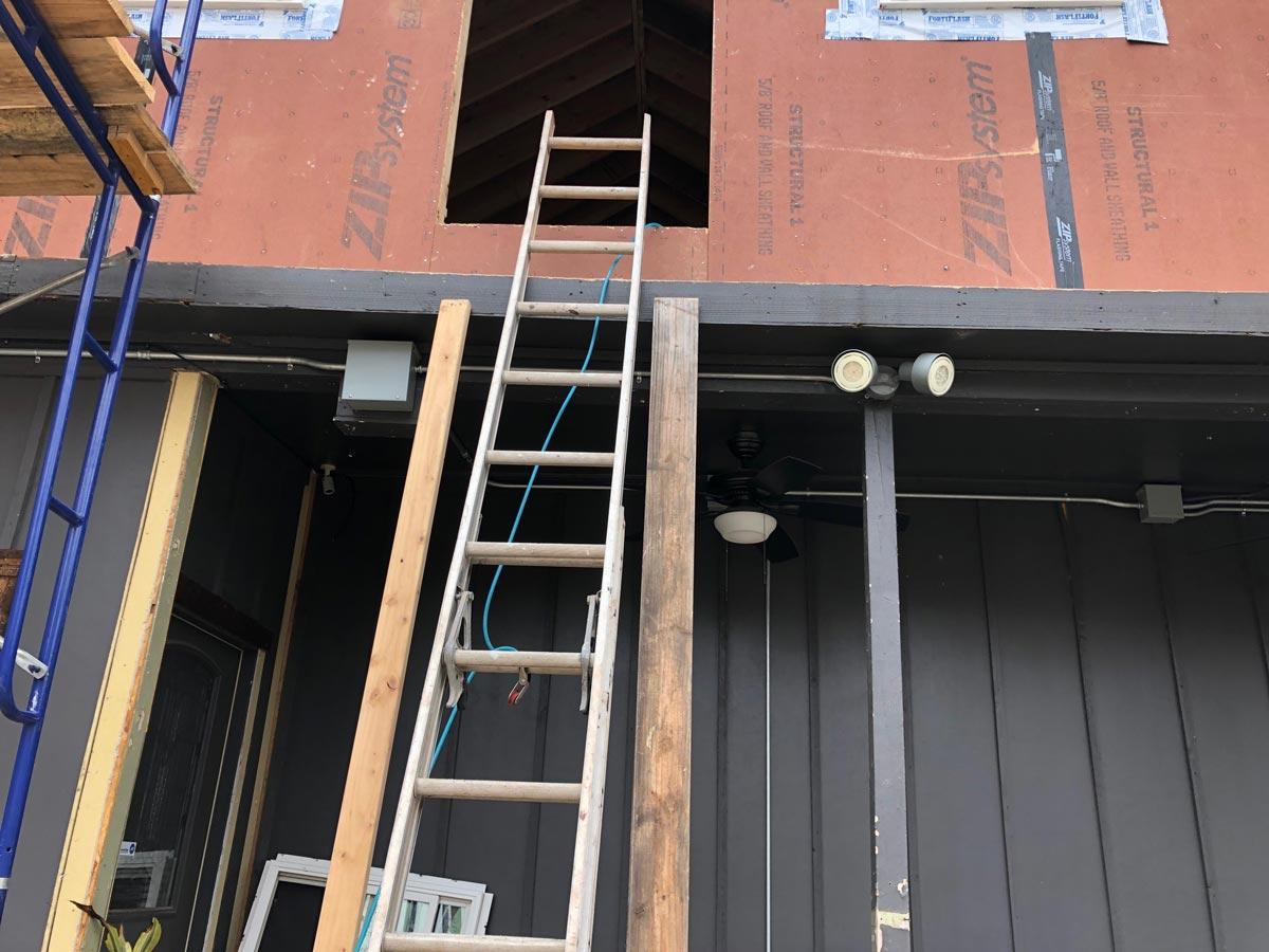 San antonio st 11 east austin carpenters project