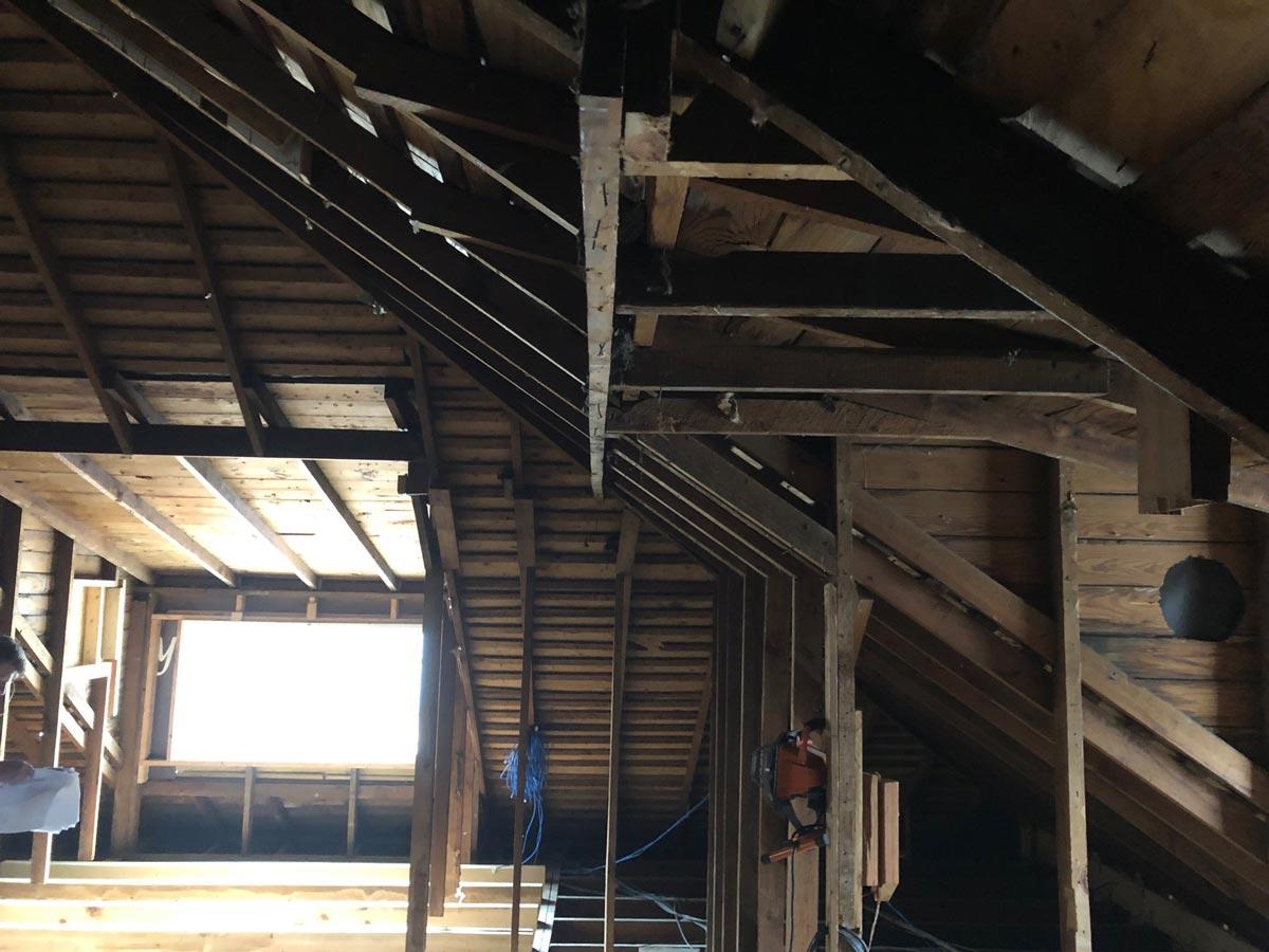 San antonio st 12 east austin carpenters project