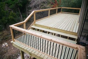 The Curran Family Deck Remodel East Austin Carpenters Project 02