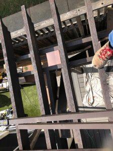 Tim's Pergola 02 East Austin Carpenters Project