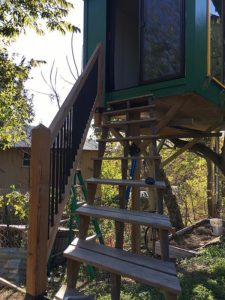 Treehouse Project 11 East Austin Carpenters Project