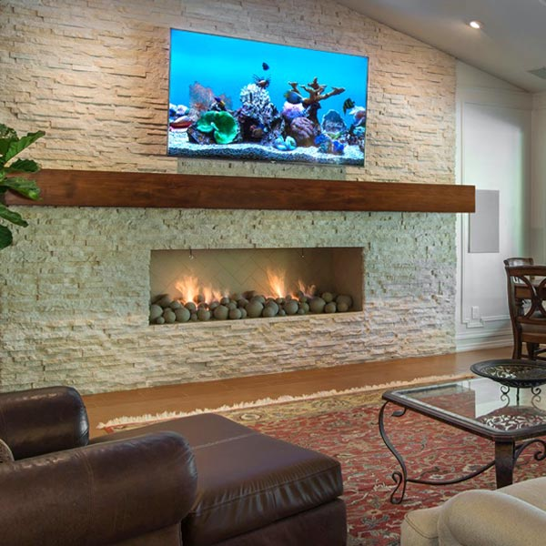 Fireplace Remodeling EAC Service