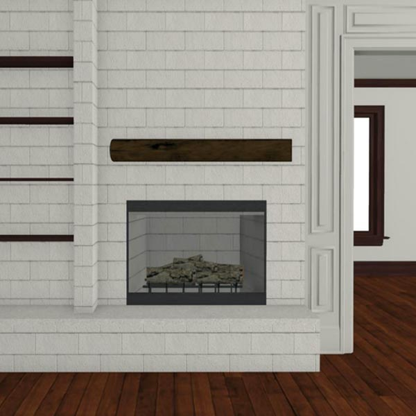 Fireplace Remodeling03 East Austin Carpenters