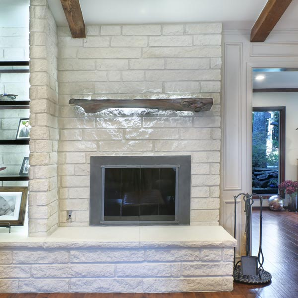 Fireplace Remodeling04 East Austin Carpenters