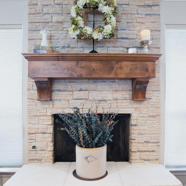 Fireplace Remodeling05 East Austin Carpenters