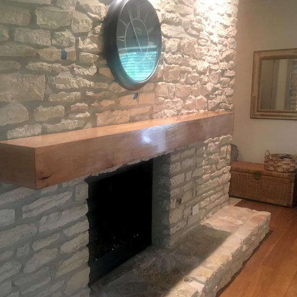 Fireplace Remodeling07 East Austin Carpenters 1